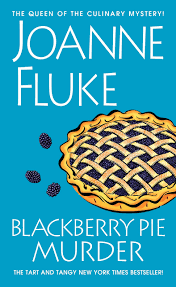 Joanne Fluke blackberry pie