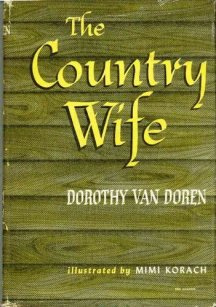 the country wife dorothy van doren