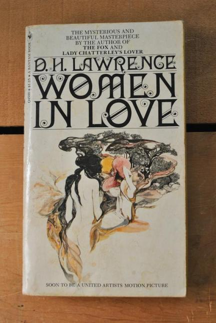 women in love lawrence mass market paperback