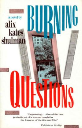 burning questions shulman