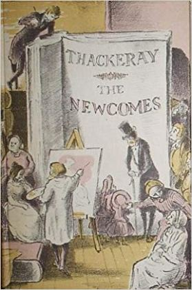 thackeray the newcomes