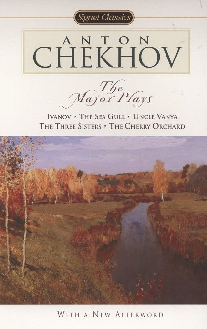 major plays chekhov